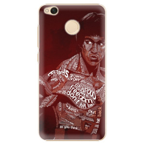 Plastové pouzdro iSaprio Bruce Lee na mobil Xiaomi Redmi 4X
