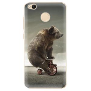 Plastové pouzdro iSaprio Bear 01 na mobil Xiaomi Redmi 4X