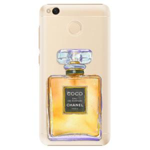 Plastové pouzdro iSaprio Chanel Gold na mobil Xiaomi Redmi 4X
