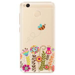 Plastové pouzdro iSaprio Bee 01 na mobil Xiaomi Redmi 4X