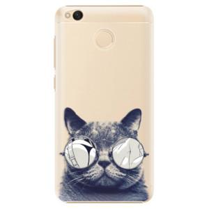 Plastové pouzdro iSaprio Šílená Číča 01 na mobil Xiaomi Redmi 4X