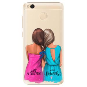Plastové pouzdro iSaprio Best Friends na mobil Xiaomi Redmi 4X