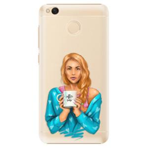 Plastové pouzdro iSaprio Coffee Now Zrzka na mobil Xiaomi Redmi 4X