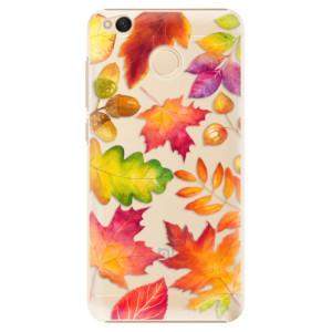 Plastové pouzdro iSaprio Autumn Leaves 01 na mobil Xiaomi Redmi 4X