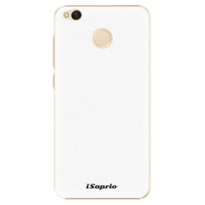 Plastové pouzdro iSaprio 4Pure bílé na mobil Xiaomi Redmi 4X