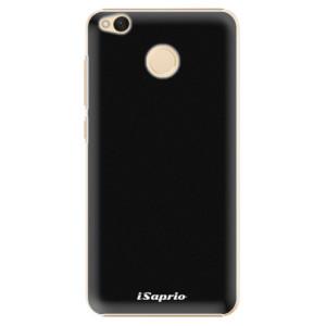 Plastové pouzdro iSaprio 4Pure černé na mobil Xiaomi Redmi 4X