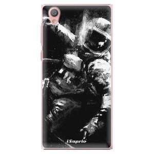 Plastové pouzdro iSaprio Astronaut 02 na mobil Sony Xperia L1