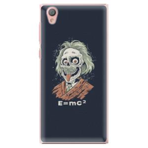 Plastové pouzdro iSaprio Einstein 01 na mobil Sony Xperia L1