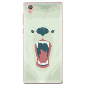 Plastové pouzdro iSaprio Angry Bear na mobil Sony Xperia L1