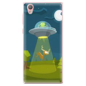 Plastové pouzdro iSaprio Alien 01 na mobil Sony Xperia L1