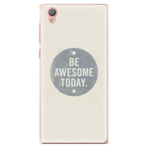 Plastové pouzdro iSaprio Awesome 02 na mobil Sony Xperia L1