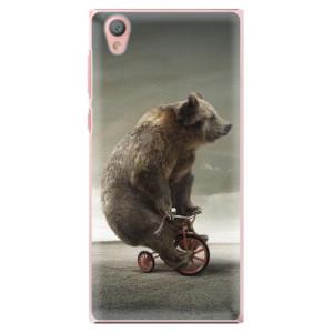 Plastové pouzdro iSaprio Bear 01 na mobil Sony Xperia L1