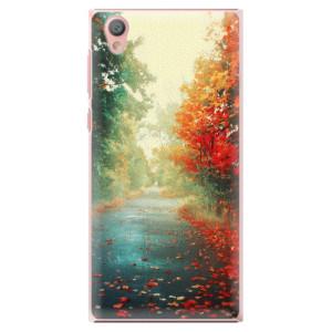 Plastové pouzdro iSaprio Autumn 03 na mobil Sony Xperia L1