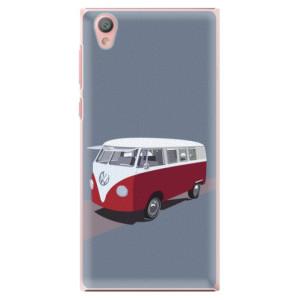Plastové pouzdro iSaprio VW Bus na mobil Sony Xperia L1