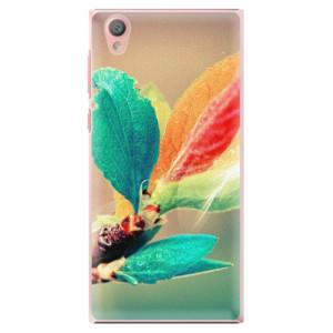 Plastové pouzdro iSaprio Autumn 02 na mobil Sony Xperia L1