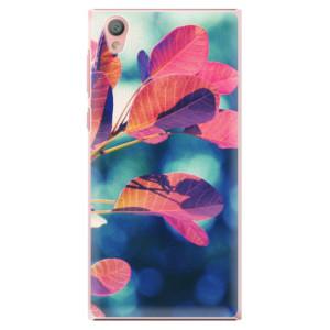 Plastové pouzdro iSaprio Autumn 01 na mobil Sony Xperia L1