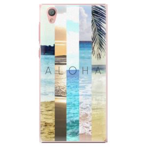 Plastové pouzdro iSaprio Aloha 02 na mobil Sony Xperia L1