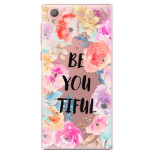 Plastové pouzdro iSaprio BeYouTiful na mobil Sony Xperia L1