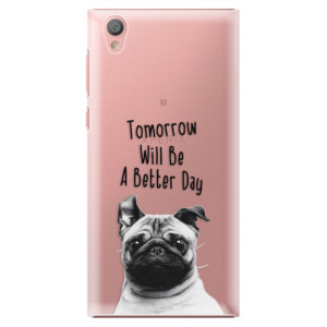 Plastové pouzdro iSaprio Better Day 01 na mobil Sony Xperia L1