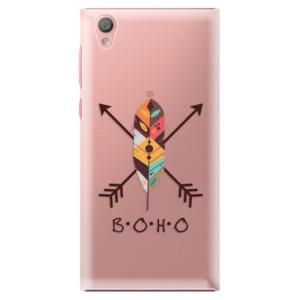 Plastové pouzdro iSaprio BOHO na mobil Sony Xperia L1