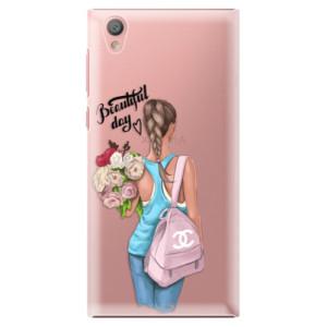 Plastové pouzdro iSaprio Beautiful Day na mobil Sony Xperia L1