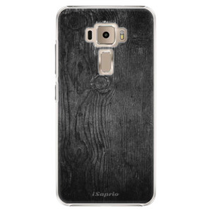 Plastové pouzdro iSaprio black Wood 13 na mobil Asus ZenFone 3 ZE520KL