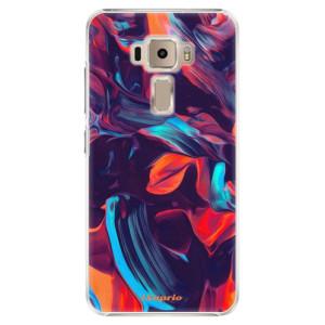 Plastové pouzdro iSaprio Barevný mramor 19 na mobil Asus ZenFone 3 ZE520KL