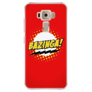 Plastové pouzdro iSaprio Bazinga 01 na mobil Asus ZenFone 3 ZE520KL