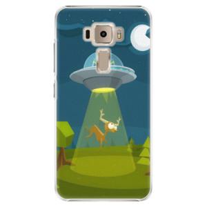 Plastové pouzdro iSaprio Alien 01 na mobil Asus ZenFone 3 ZE520KL