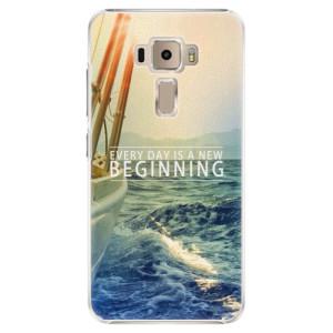 Plastové pouzdro iSaprio Beginning na mobil Asus ZenFone 3 ZE520KL