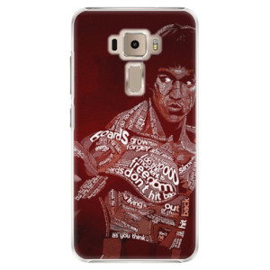 Plastové pouzdro iSaprio Bruce Lee na mobil Asus ZenFone 3 ZE520KL