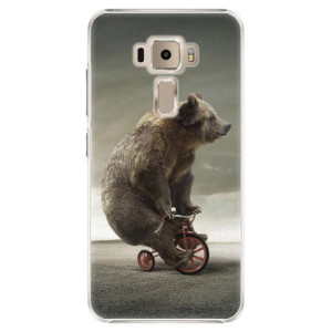 Plastové pouzdro iSaprio Bear 01 na mobil Asus ZenFone 3 ZE520KL