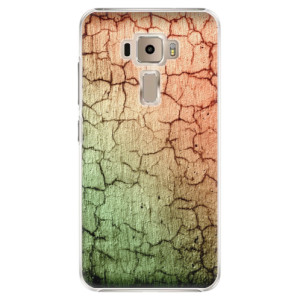 Plastové pouzdro iSaprio Rozpraskaná Zeď 01 na mobil Asus ZenFone 3 ZE520KL