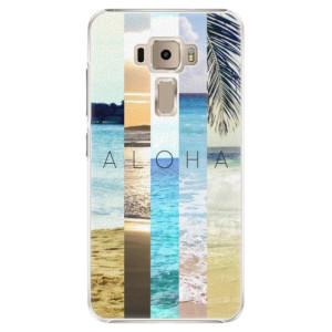 Plastové pouzdro iSaprio Aloha 02 na mobil Asus ZenFone 3 ZE520KL