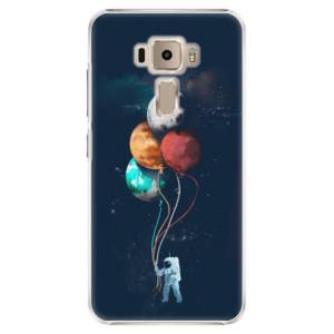 Plastové pouzdro iSaprio Balloons 02 na mobil Asus ZenFone 3 ZE520KL