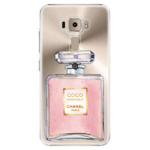 Plastové pouzdro iSaprio Chanel Rose na mobil Asus ZenFone 3 ZE520KL