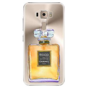 Plastové pouzdro iSaprio Chanel Gold na mobil Asus ZenFone 3 ZE520KL
