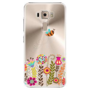 Plastové pouzdro iSaprio Bee 01 na mobil Asus ZenFone 3 ZE520KL