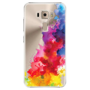 Plastové pouzdro iSaprio Color Splash 01 na mobil Asus ZenFone 3 ZE520KL