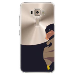 Plastové pouzdro iSaprio BaT Comics na mobil Asus ZenFone 3 ZE520KL