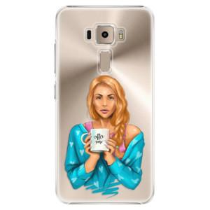 Plastové pouzdro iSaprio Coffee Now Zrzka na mobil Asus ZenFone 3 ZE520KL