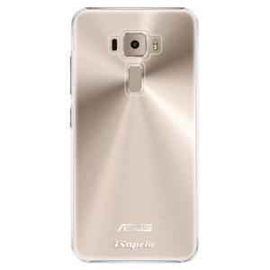 Plastové pouzdro iSaprio 4Pure mléčné bez potisku na mobil Asus ZenFone 3 ZE520KL