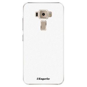 Plastové pouzdro iSaprio 4Pure bílé na mobil Asus ZenFone 3 ZE520KL