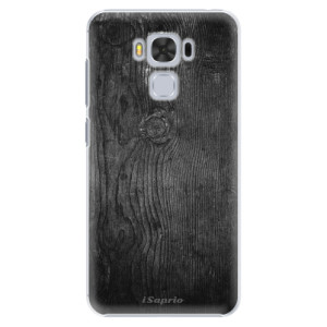 Plastové pouzdro iSaprio black Wood 13 na mobil Asus ZenFone 3 Max ZC553KL