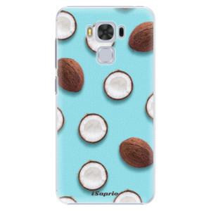 Plastové pouzdro iSaprio Kokos 01 na mobil Asus ZenFone 3 Max ZC553KL