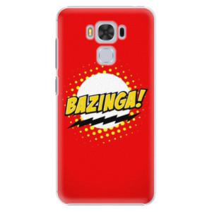 Plastové pouzdro iSaprio Bazinga 01 na mobil Asus ZenFone 3 Max ZC553KL