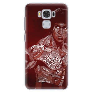 Plastové pouzdro iSaprio Bruce Lee na mobil Asus ZenFone 3 Max ZC553KL