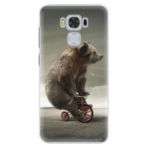 Plastové pouzdro iSaprio Bear 01 na mobil Asus ZenFone 3 Max ZC553KL