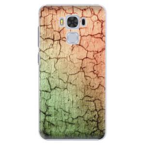 Plastové pouzdro iSaprio Rozpraskaná Zeď 01 na mobil Asus ZenFone 3 Max ZC553KL