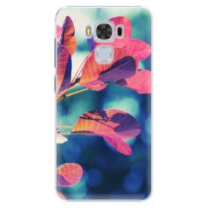 Plastové pouzdro iSaprio Autumn 01 na mobil Asus ZenFone 3 Max ZC553KL